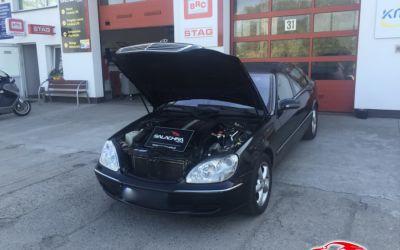 MERCEDES S500 V8 W220