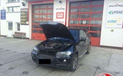 BMW X5 4.8 V8 E70