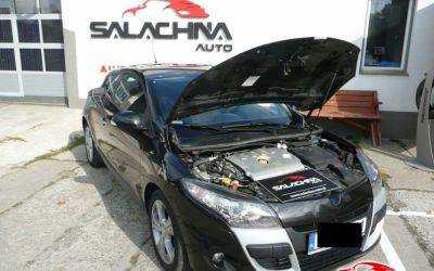 RENAULT MEGANE COUPE 2.0T
