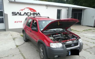FORD MAVERICK 2.0 16V