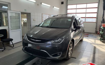 CHRYSLER PACIFICA 3.6 V6
