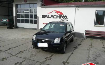 FORD FUSION 1.4 16V
