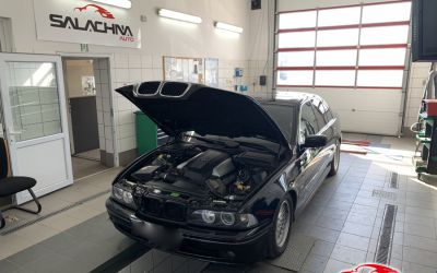 BMW 535 3.5 V8