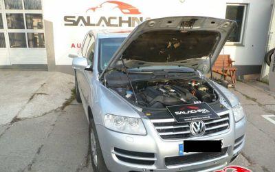 VW TOUAREG 4.2 V8