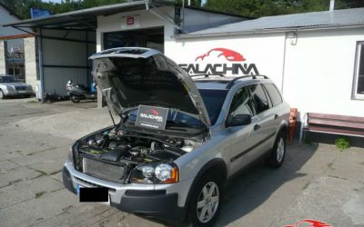 VOLVO XC 90 2.5 TURBO