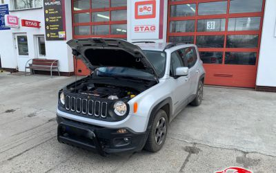 JEEP RENEGADE 1.4 MULTIAIR TURBO