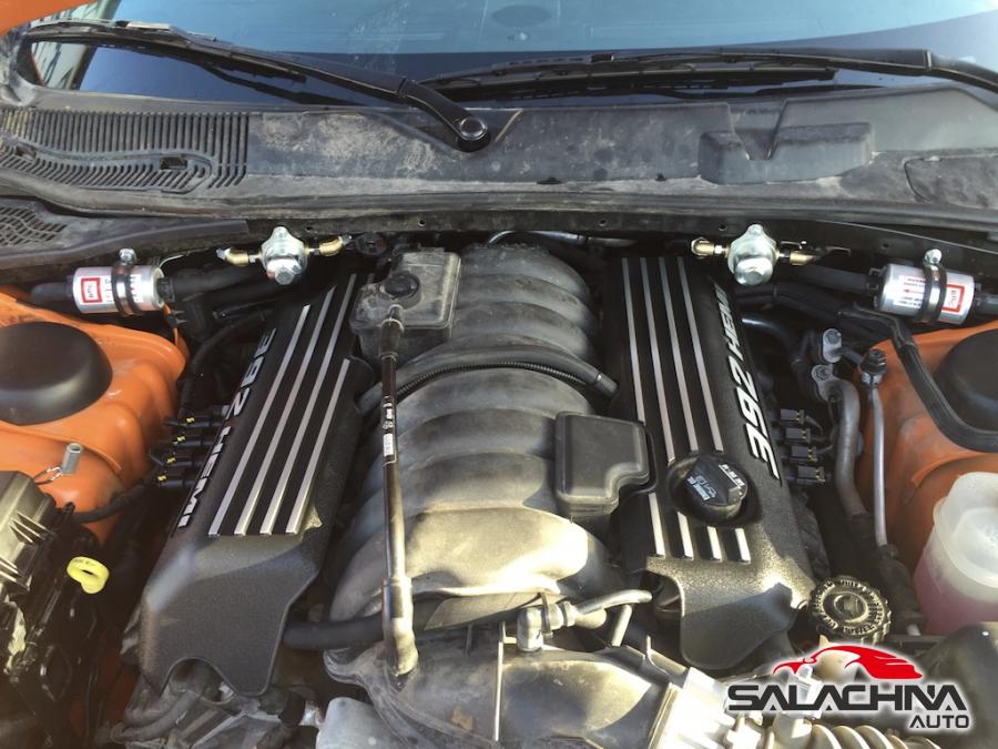 DODGE CHALLENGER SRT 392 6.4 V8 HEMI
