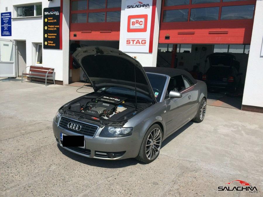 AUDI A4 3.0 V6