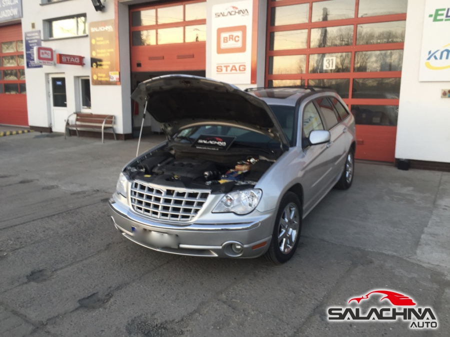 CHRYSLER PACIFICA 3.5 V6