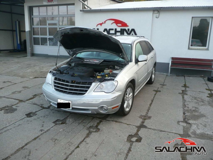 CHRYSLER PACIFICA V6 4.0