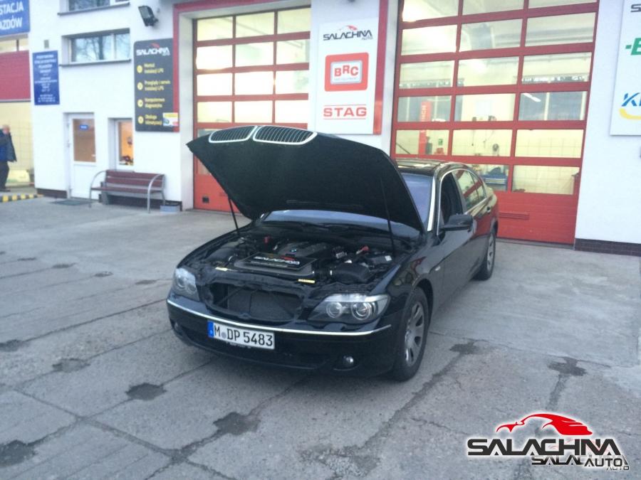 BMW 750 V8 E66