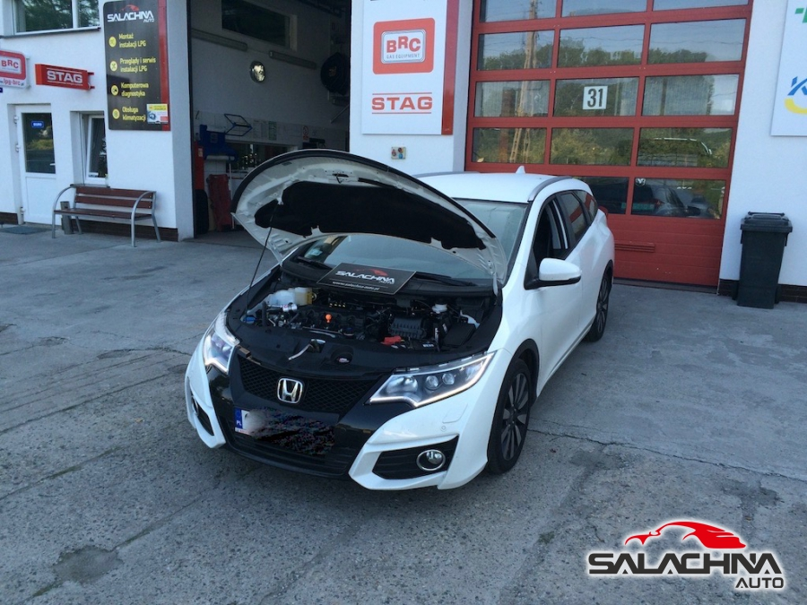 HONDA CIVIC TOURER 1.8 16V