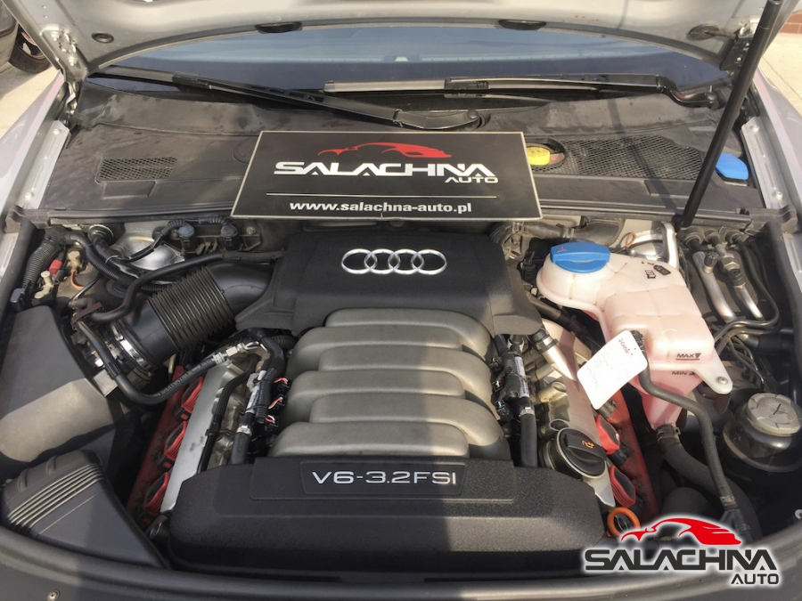 AUDI A6 3.2 FSI V6