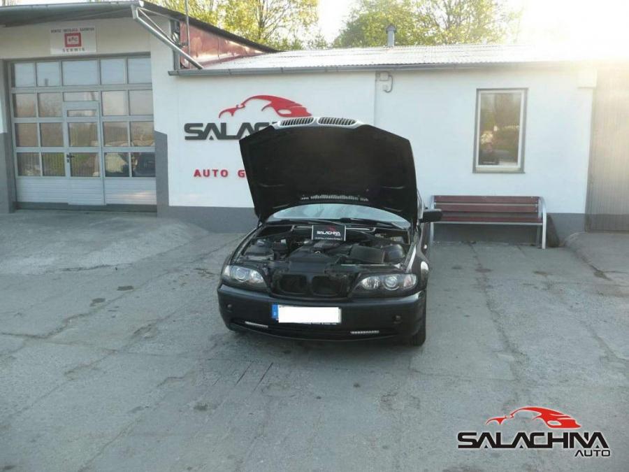 BMW 325 E46