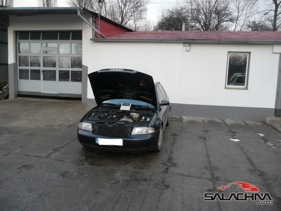 AUDI A4 1.8 20V