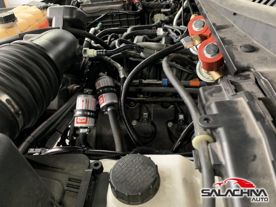 FORD F150 5.0 V8