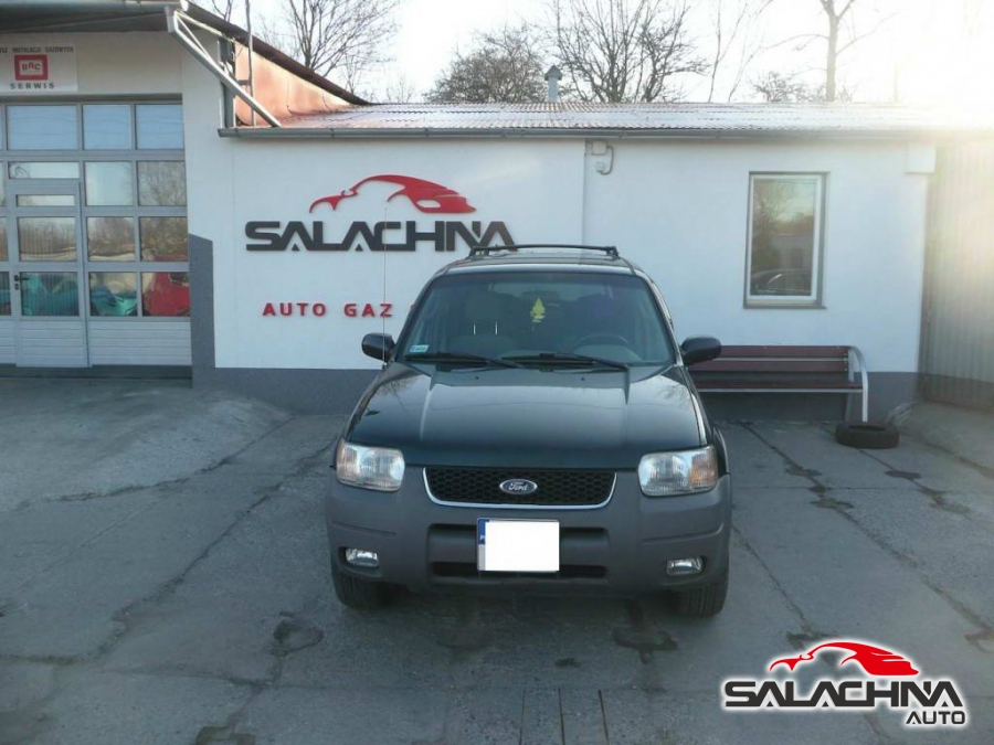 FORD ESCAPE MAVERICK 3.0