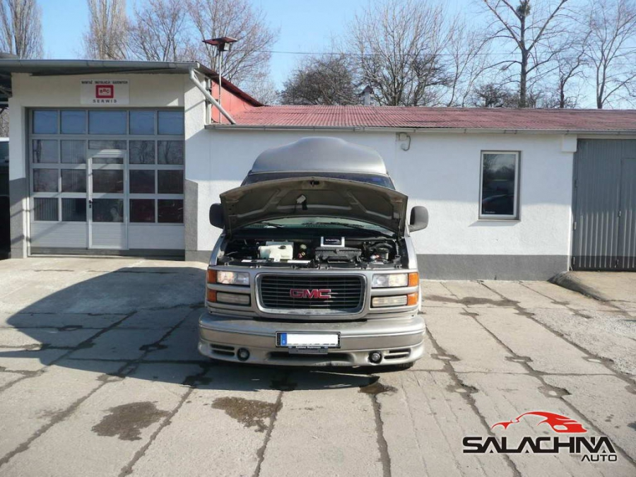 CHEVROLET SAVANA 5.3