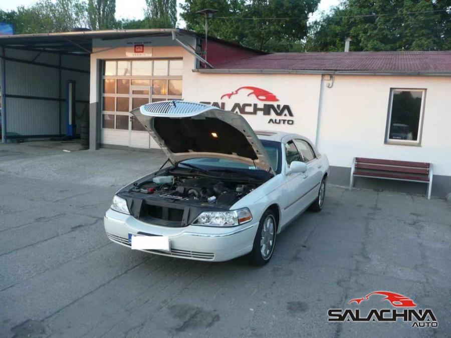 LINCOLN TOWN CAR 4.6