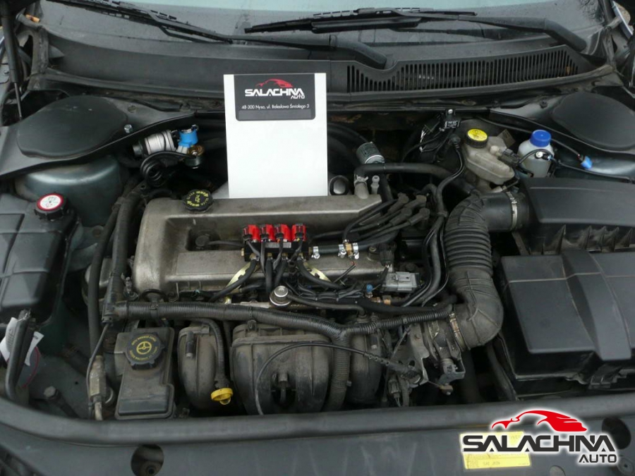 FORD MONDEO MK3 2.0