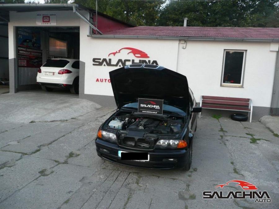 BMW 328 E46