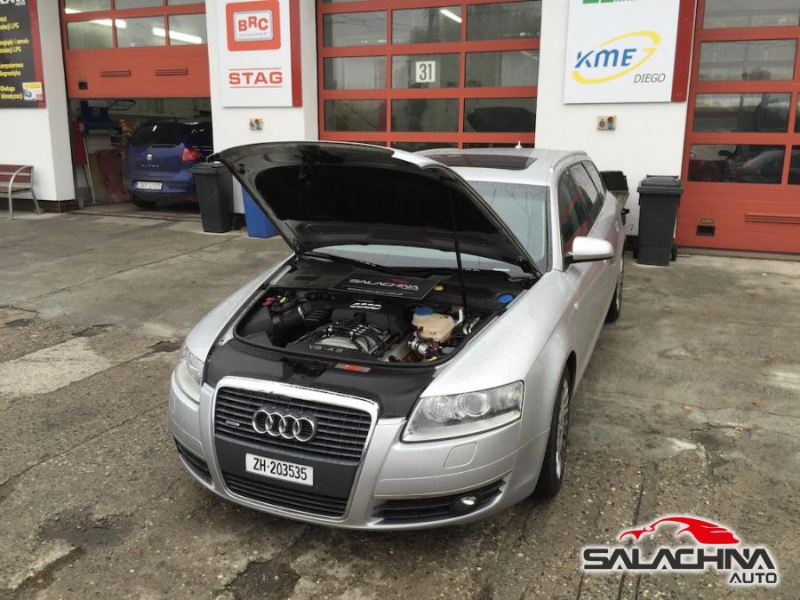 AUDI 3.2 FSI V6